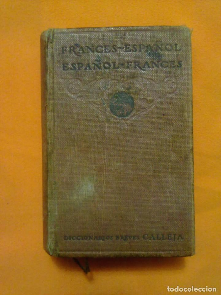 DICCIONARIOS BREVES.CALLEJA.1921. (Libros Antiguos, Raros y Curiosos - Diccionarios)