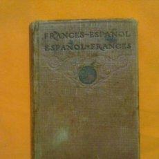 Diccionarios antiguos: DICCIONARIOS BREVES.CALLEJA.1921.. Lote 190485140