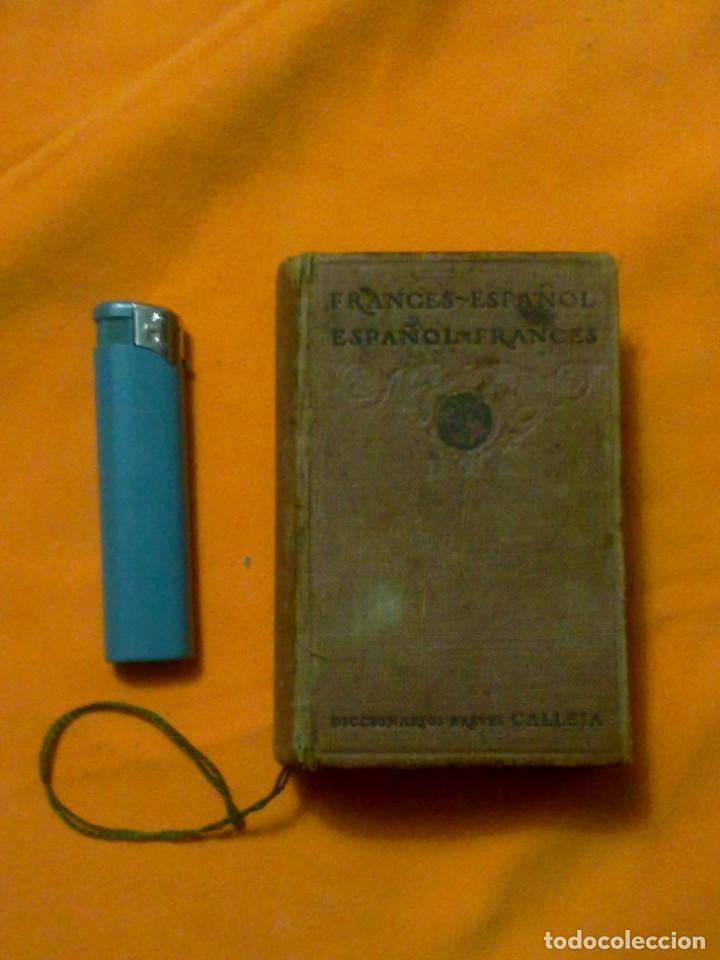 Diccionarios antiguos: DICCIONARIOS BREVES.CALLEJA.1921. - Foto 7 - 190485140