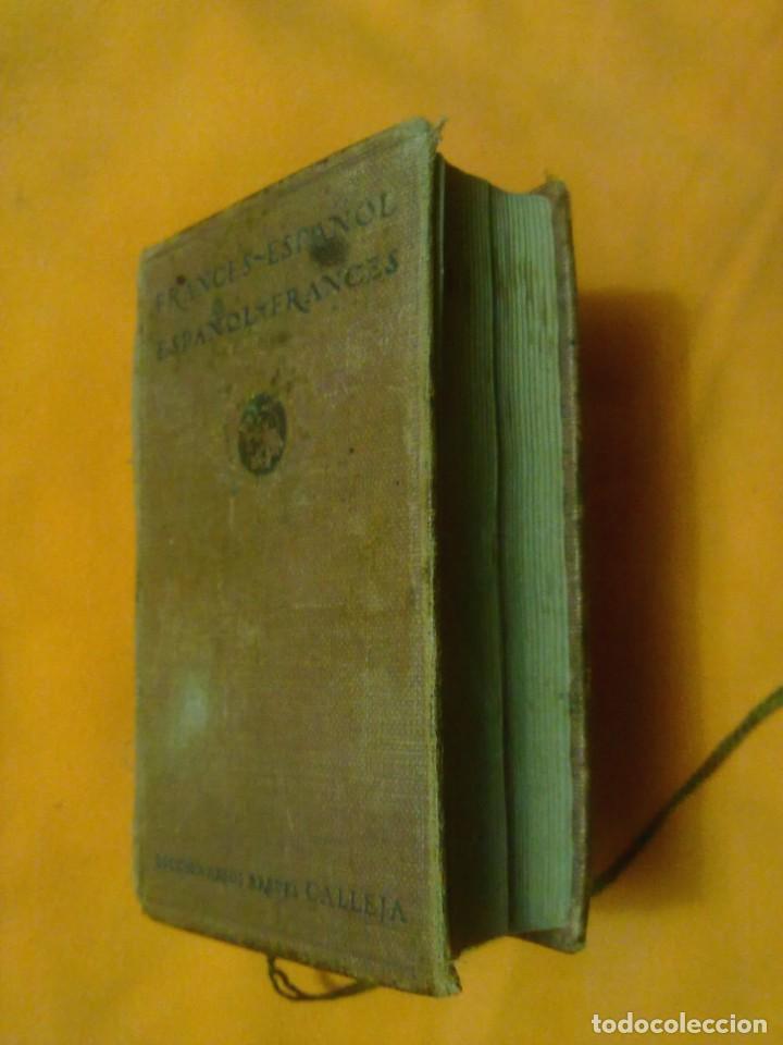 Diccionarios antiguos: DICCIONARIOS BREVES.CALLEJA.1921. - Foto 10 - 190485140