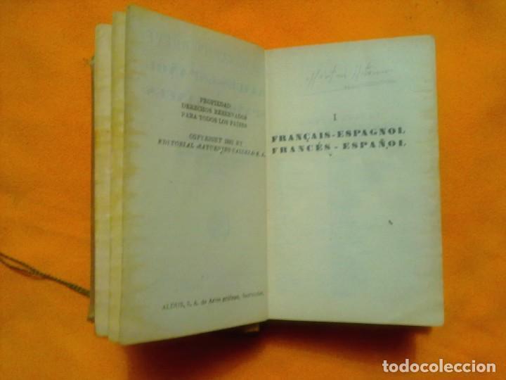 Diccionarios antiguos: DICCIONARIOS BREVES.CALLEJA.1921. - Foto 12 - 190485140