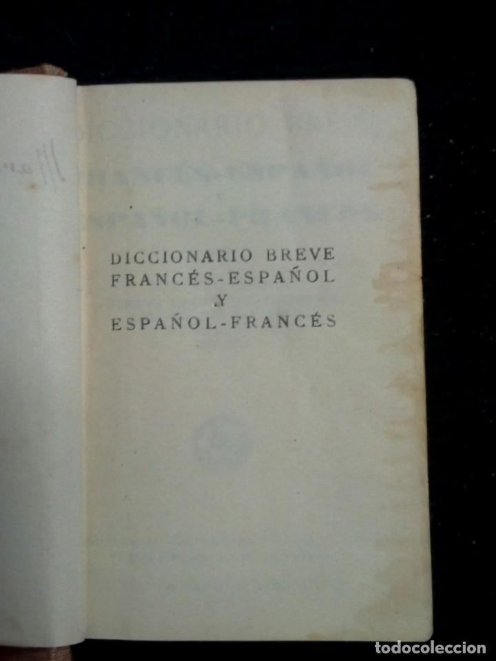 Diccionarios antiguos: DICCIONARIOS BREVES.CALLEJA.1921. - Foto 15 - 190485140