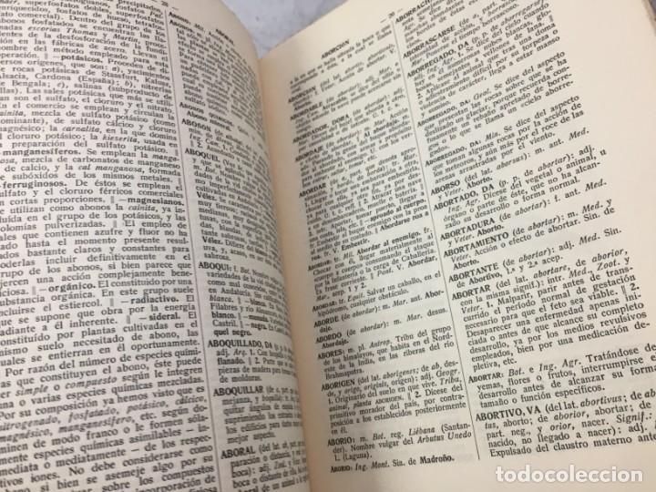 Diccionarios antiguos: Diccionario Tecnológico Hispano-Americano 1926 tomo I A-Acteonela Pelayo Vizuete arte y ciencia - Foto 4 - 192951300