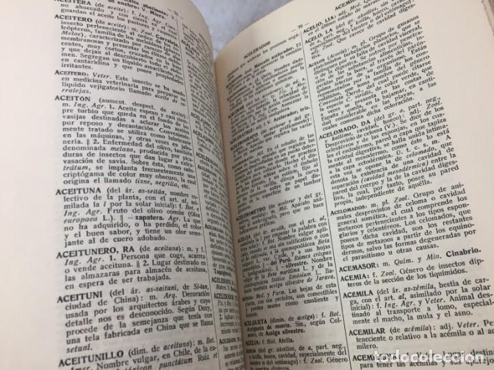 Diccionarios antiguos: Diccionario Tecnológico Hispano-Americano 1926 tomo I A-Acteonela Pelayo Vizuete arte y ciencia - Foto 9 - 192951300