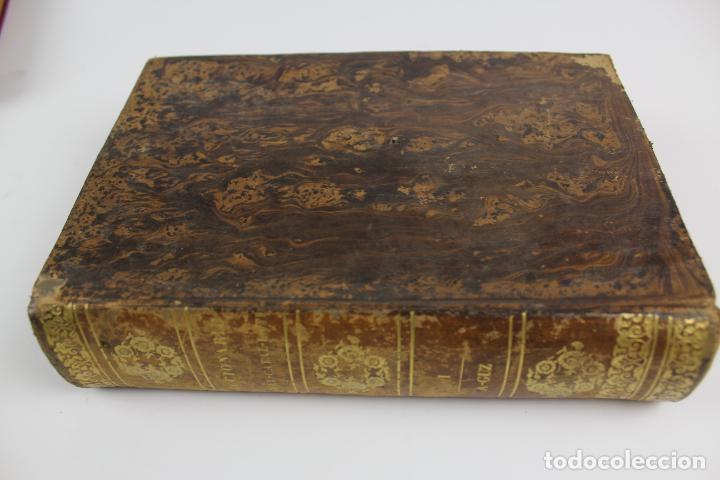 Diccionarios antiguos: L-4058. DICCIONARIO LENGUA CASTELLANA CON CORRESPONDENCIAS CATALANA Y LATINA,P.CABERNIA. 2 T.1844. - Foto 2 - 193221858