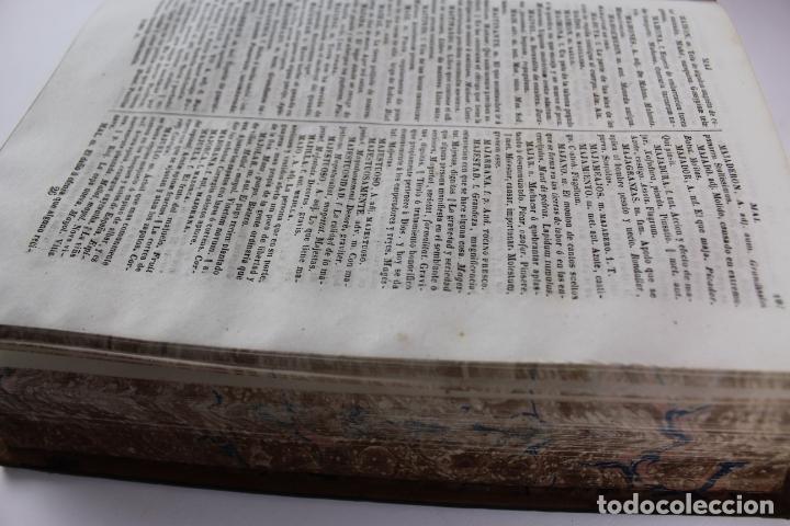 Diccionarios antiguos: L-4058. DICCIONARIO LENGUA CASTELLANA CON CORRESPONDENCIAS CATALANA Y LATINA,P.CABERNIA. 2 T.1844. - Foto 9 - 193221858