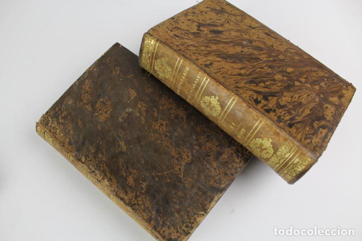 Diccionarios antiguos: L-4058. DICCIONARIO LENGUA CASTELLANA CON CORRESPONDENCIAS CATALANA Y LATINA,P.CABERNIA. 2 T.1844. - Foto 10 - 193221858