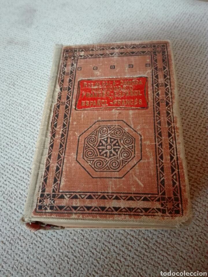 DICCIONARIO ESPAÑOL FRANCÉS. ALCALÁ - ZAMORA, PEDRO DE Y ANTIGNAC, THEOPHILE. 1936 (Libros Antiguos, Raros y Curiosos - Diccionarios)