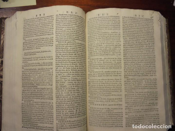 Diccionarios antiguos: ALDRETE: ORIGEN DE LA LENGUA CASTELLANA. COVARRUBIAS: TESORO DE LA LENGUA CASTELLANA. 1674 - Foto 6 - 194000830