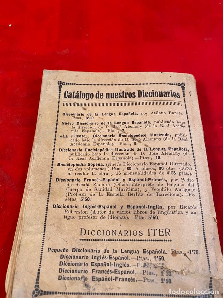 Diccionarios antiguos: Quiere usted aprender francés en diez días? - Foto 3 - 194014238