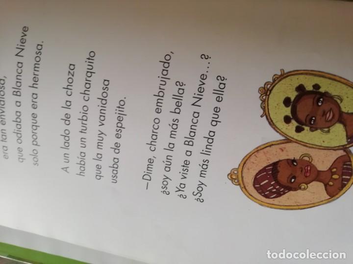 Diccionarios antiguos: Versión moderna del clásico cuento BLANCA NIEVE Y LOS SIETE GIGANTONES. AUTOR: YANITZIA CANETTI - Foto 3 - 194196441