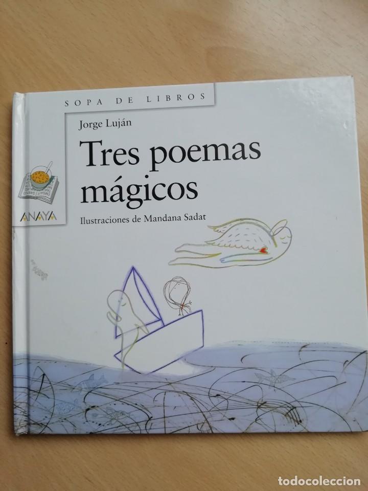 TRES POEMAS MÁGICOS (Libros Antiguos, Raros y Curiosos - Diccionarios)