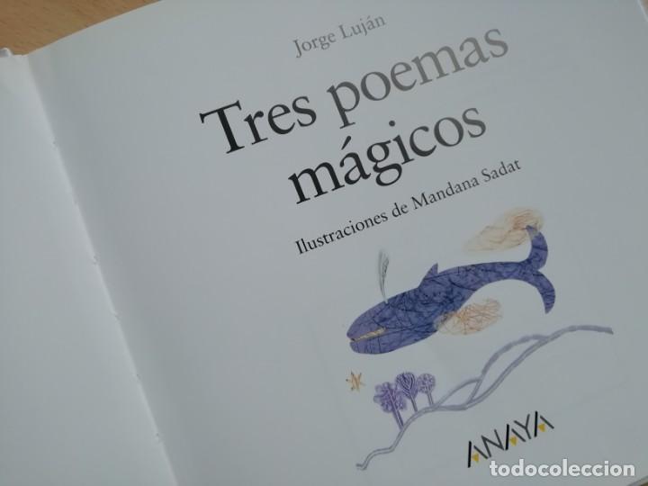 Diccionarios antiguos: Tres poemas mágicos - Foto 2 - 194216182
