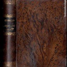 Diccionarios antiguos: SANTIAGO ÁNGEL SAURA : DICCIONARIO MANUAL DE LAS LENGUAS CASTELLANA - CATALANA (PUJAL, 1862). Lote 194405881