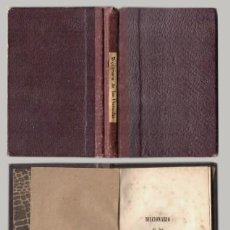 Libri antichi: DICCIONARIO DE LOS FLAMANTES, OBRA UTIL A TODOS LOS QUE LA COMPREN. TOMO I. EL-MODHAFER.. Lote 194509228
