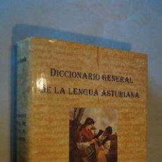 Diccionarios antiguos: DICCIONARIO GENERAL DE LA LENGUA ASTURIANA. XOSE LLUIS GARCÍA ARIAS.. Lote 194665503