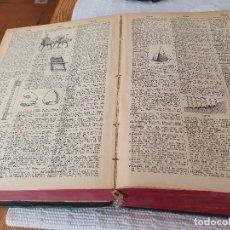 Diccionarios antiguos: DICCIONARIO DE LA LENGUA ESPAÑOLA 1929 (2 TOMOS). Lote 194674240