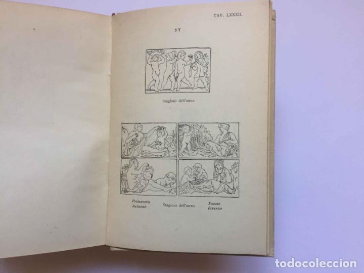 Diccionarios antiguos: RONCHETTI: Dizionario Illustrato dei Simboli (Milán, Hoepli, 1922) 1ª ed. ¡ORIGINAL! Coleccionista - Foto 8 - 194725223