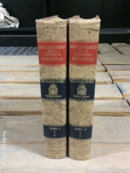 DICCIONARIO DE LA REAL ACADEMIA ESPAÑOLA VIGESIMA EDICIÓN 1984. (Libros Antiguos, Raros y Curiosos - Diccionarios)