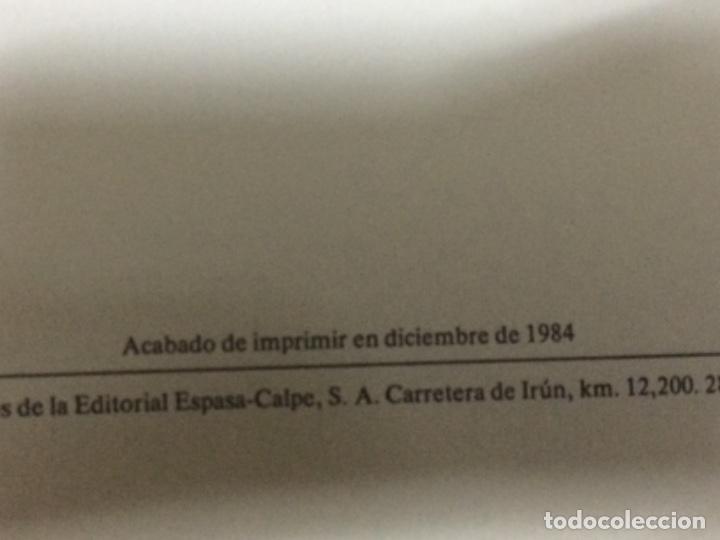 Diccionarios antiguos: DICCIONARIO DE LA REAL ACADEMIA ESPAÑOLA VIGESIMA EDICIÓN 1984. - Foto 8 - 194988468