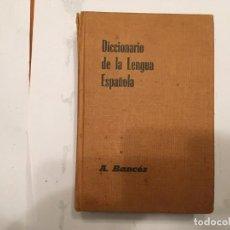 Diccionarios antiguos: DICCIONARIO DE LA LENGUA ESPAÑOLA, AÑO 1965. Lote 195033287