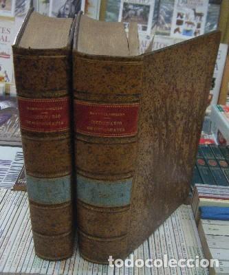 Diccionarios antiguos: DICCIONARIO GENERAL DE ORTOGRAFÍA, HOMOLOGÍA Y RÉGIMEN DE LA LENGUA ESPAÑOLA. 2 TOMOS. A-LING-205 - Foto 2 - 195168293