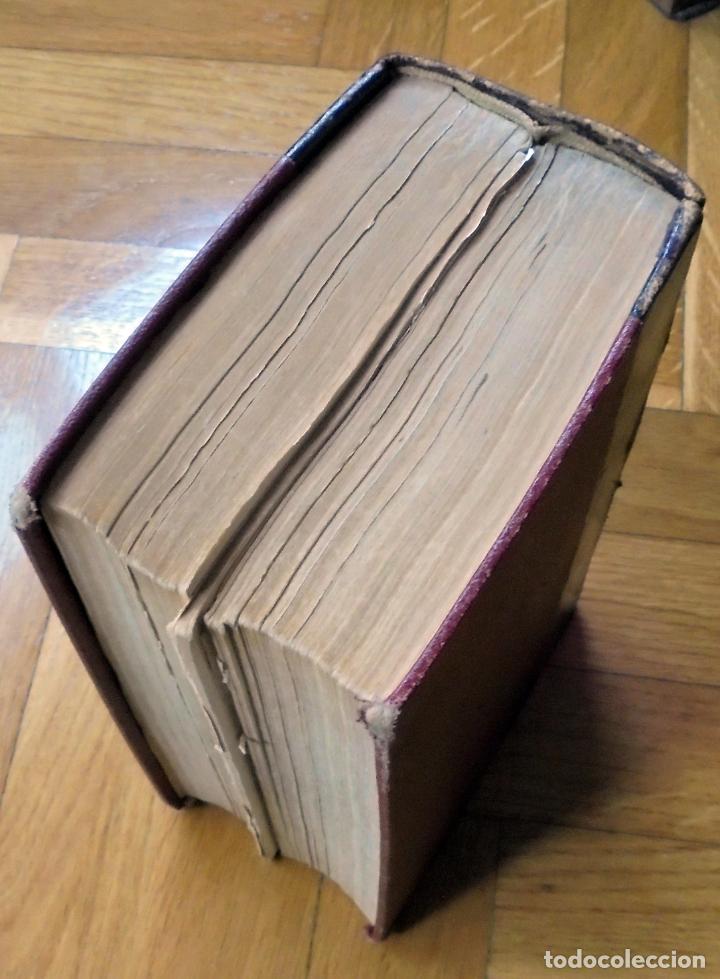 Diccionarios antiguos: Diccionario manual e ilustrado de la lengua española. 1927 - Foto 4 - 195207910