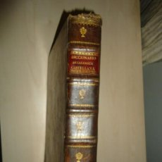 Diccionarios antiguos: DICCIONARIO DE LA LENGUA CASTELLANA POR LA REAL ACADEMIA ESPAÑOLA. 1817. 5ª EDICIÓN. Lote 195344455