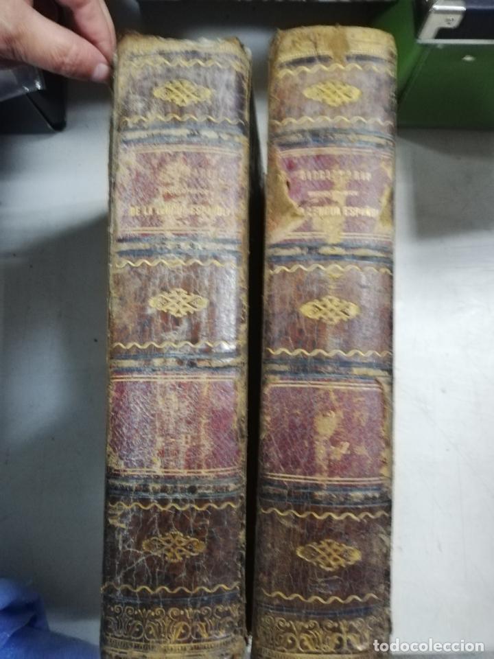 Diccionarios antiguos: DICCIONARIO ENCICLOPEDICO DE LA LENGUA ESPAÑOLA. DOS TOMOS. GASPAR Y ROIG, EDITORES. 1870. - Foto 2 - 195377377