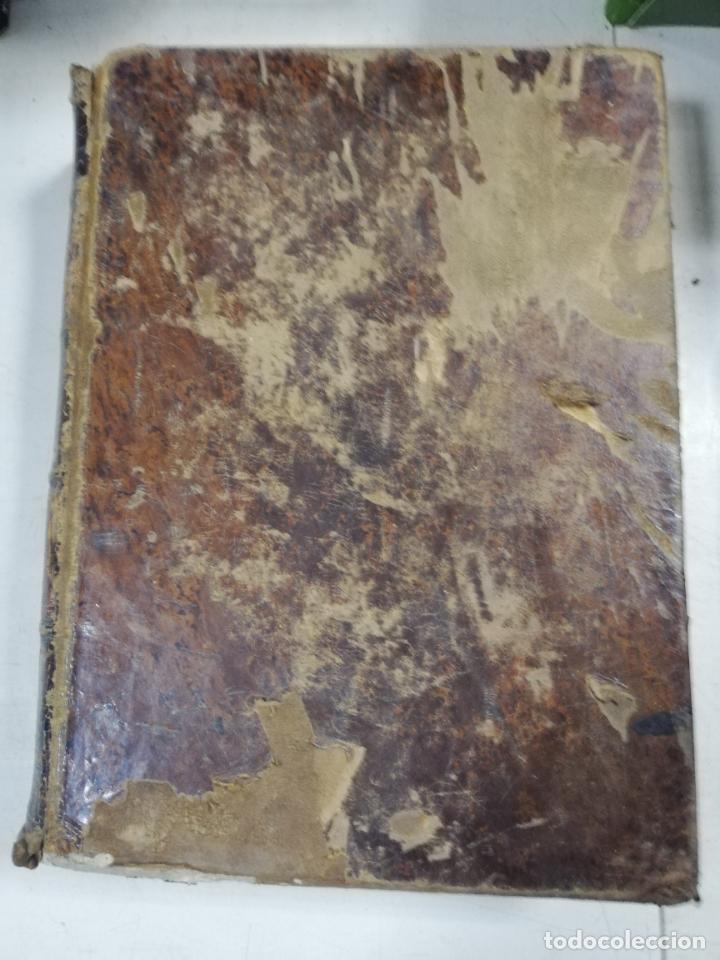 Diccionarios antiguos: DICCIONARIO ENCICLOPEDICO DE LA LENGUA ESPAÑOLA. DOS TOMOS. GASPAR Y ROIG, EDITORES. 1870. - Foto 4 - 195377377