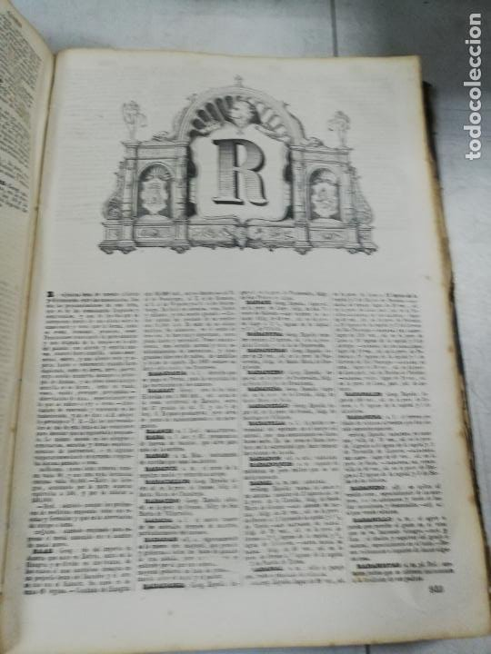 Diccionarios antiguos: DICCIONARIO ENCICLOPEDICO DE LA LENGUA ESPAÑOLA. DOS TOMOS. GASPAR Y ROIG, EDITORES. 1870. - Foto 33 - 195377377