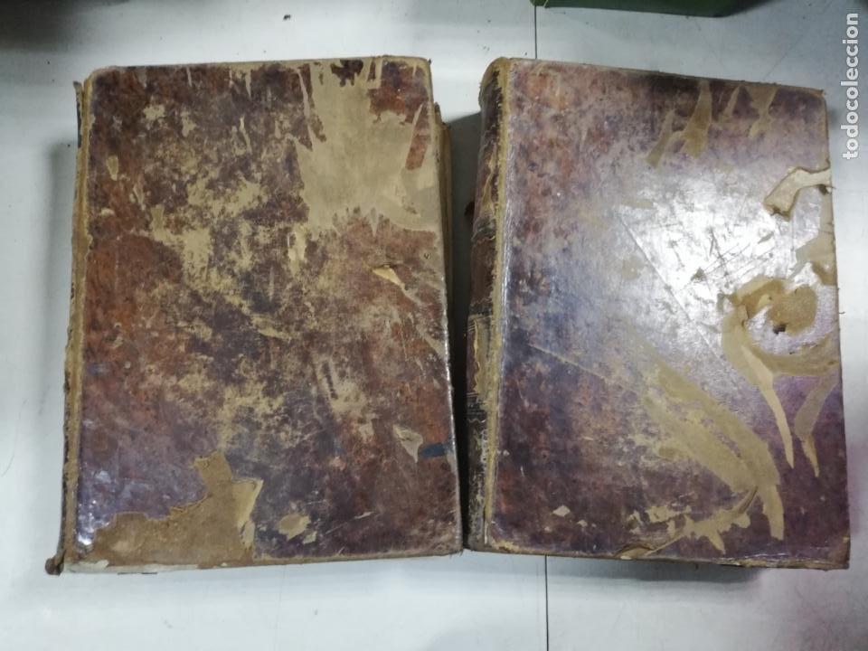 DICCIONARIO ENCICLOPEDICO DE LA LENGUA ESPAÑOLA. DOS TOMOS. GASPAR Y ROIG, EDITORES. 1870. (Libros Antiguos, Raros y Curiosos - Diccionarios)