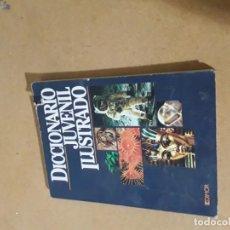 Diccionarios antiguos: DICCIONARIO JUVENIL ILUSTRADO . Lote 195521516
