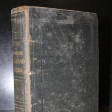 Diccionarios antiguos: DICTIONNAIRE ALLEMAND-FRANÇAIS.. Lote 196266692