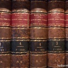 Diccionarios antiguos: EL DICCIONARIO GENERAL ETIMOLÓGICO. Lote 199144267