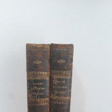 Diccionarios antiguos: DICCIONARIO NACIONAL ,GRAN DICCIONARIO CLASICO DE LA LENGUA ESPAÑOLA,RAMON JOAQUIN DOMINGUEZ 1847. Lote 202310125
