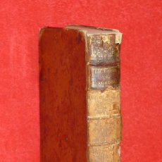 Diccionarios antiguos: AÑO 1799 - 27 CM - DICCIONARIO DE LA ACADEMIA DE LA LENGUA FRANCESA - 1,6 KG DE PESO. Lote 203846987