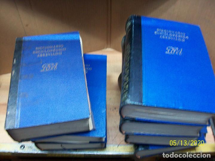 Diccionarios antiguos: DICCIONARIO ENCICLOPEDICO ABREVIADO-ESPASA-CALPE-AÑO 1957-7 TOMOS - Foto 5 - 204096078