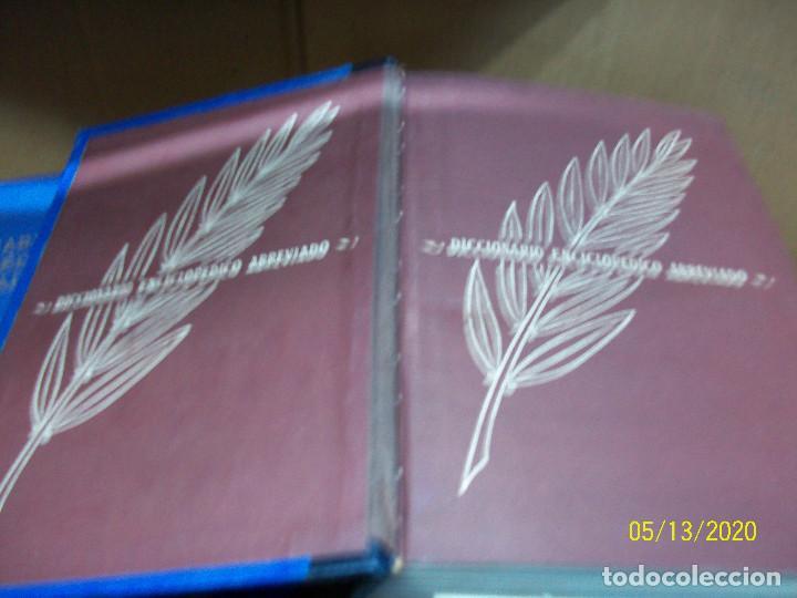 Diccionarios antiguos: DICCIONARIO ENCICLOPEDICO ABREVIADO-ESPASA-CALPE-AÑO 1957-7 TOMOS - Foto 6 - 204096078