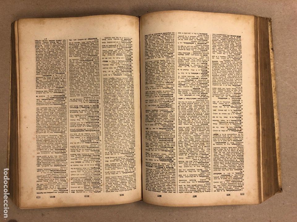 Diccionarios antiguos: NUEVO DICCIONARIO LATINO - ESPAÑOL ETIMOLÓGICO. RAIMUNDO DE MIGUEL. 1893 SÁENZ DE JUBERA HERMANOS ED - Foto 7 - 205102015