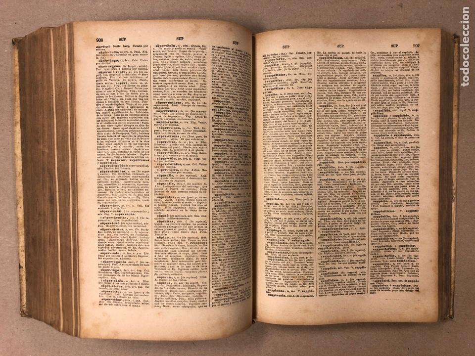 Diccionarios antiguos: NUEVO DICCIONARIO LATINO - ESPAÑOL ETIMOLÓGICO. RAIMUNDO DE MIGUEL. 1893 SÁENZ DE JUBERA HERMANOS ED - Foto 9 - 205102015
