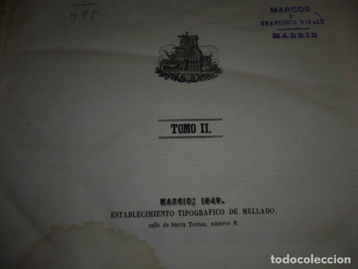 Diccionarios antiguos: DICCIONARIO NACIONAL DE LA LENGUA ESPAÑOLA R. JOAQUIN DOMINGUEZ 1849 MADRID TOMO II+SUPLEMENTO - Foto 4 - 205330998
