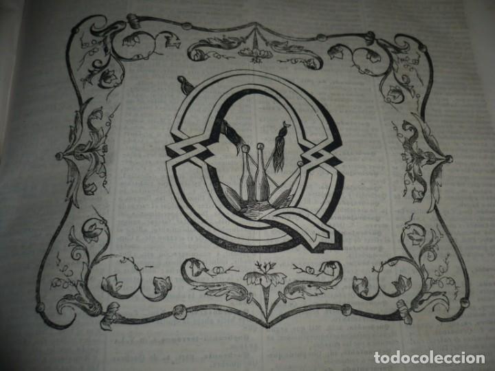 Diccionarios antiguos: DICCIONARIO NACIONAL DE LA LENGUA ESPAÑOLA R. JOAQUIN DOMINGUEZ 1849 MADRID TOMO II+SUPLEMENTO - Foto 8 - 205330998