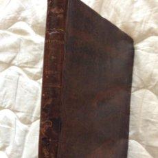 Diccionarios antiguos: CHOMPRÉ (MR.) DICCIONARIO ABREVIADO DA FABULA, 1858, RARO. Lote 205590765