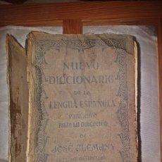 Diccionarios antiguos: DICCIONARIO DE 1937 - JOSÉ ALEMANY. Lote 206126657