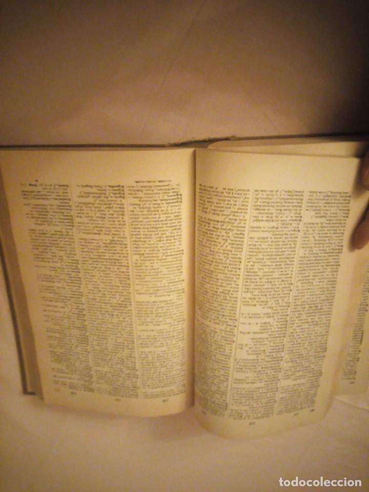 Diccionarios antiguos: DICTIONNAIRE ALLEMAND-FRANCAIS ET FRANCAIS-ALLEMAND,suckau-fix. 1893 - Foto 7 - 206413740