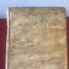 Diccionarios antiguos: DICTIONARIUM MANUALE LATINO-HISPANUM AD USUM PUERORUM. STEPHANO XIMENEZ. 1808. Lote 206961687