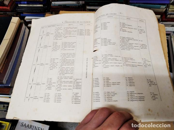 Diccionarios antiguos: IMPRESSIONANT LOT DE 7 FASCICLES DEL DICCIONARI CATALÀ - VALENCIÀ - BALEAR . 1935 - 1937 . MALLORCA - Foto 5 - 207038451
