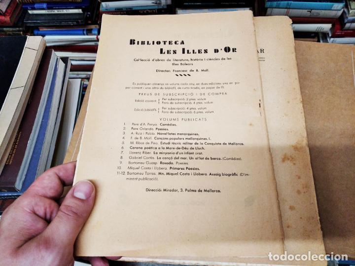 Diccionarios antiguos: IMPRESSIONANT LOT DE 7 FASCICLES DEL DICCIONARI CATALÀ - VALENCIÀ - BALEAR . 1935 - 1937 . MALLORCA - Foto 14 - 207038451