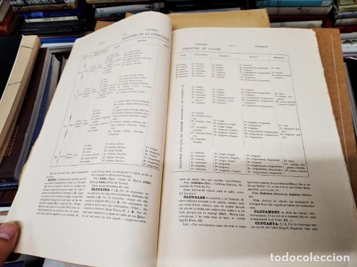 Diccionarios antiguos: IMPRESSIONANT LOT DE 7 FASCICLES DEL DICCIONARI CATALÀ - VALENCIÀ - BALEAR . 1935 - 1937 . MALLORCA - Foto 24 - 207038451